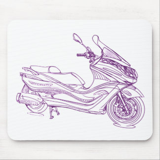 Pia X10 2012 Mouse Pad