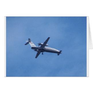 Piaggio P180 Aircraft Card