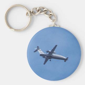 Piaggio P180 Aircraft Keychain