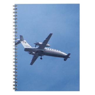 Piaggio P180 Aircraft Notebooks