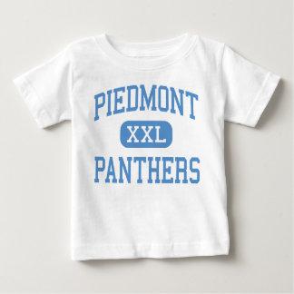 Piamonte - panteras - alto - Monroe Carolina del Camisas