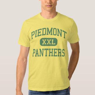 Piamonte - panteras - alto - Monroe Carolina del Remera