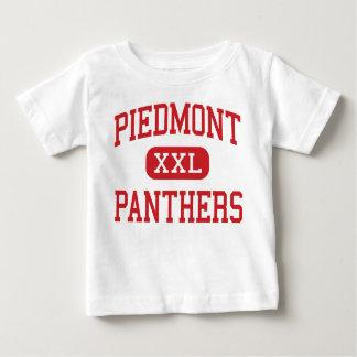 Piamonte - panteras - centro - Monroe Camisas