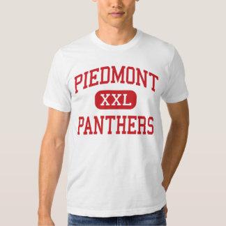 Piamonte - panteras - centro - Monroe Playera
