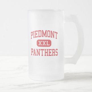 Piamonte - panteras - centro - Monroe Taza De Cristal