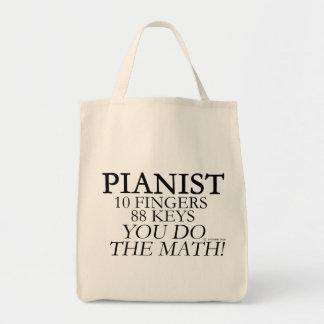 Pianist 10 Fingers 88 Keys Bag