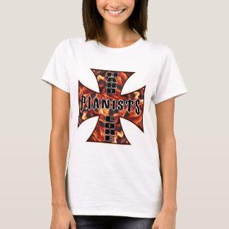 Pianist Hard Core T-Shirt