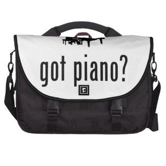 Pianist Laptop Computer Bag