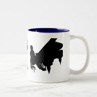 Pianist Piano Orchestra Composer Mozart gear Coffee Mug