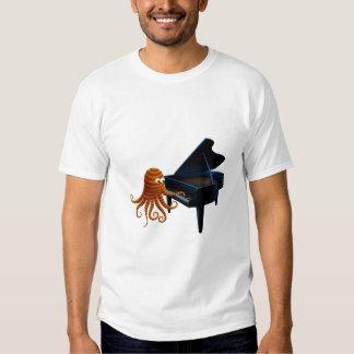 Pianista Camisas
