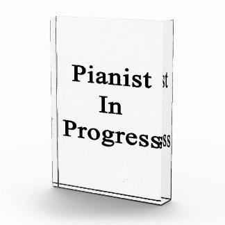 Pianista en curso