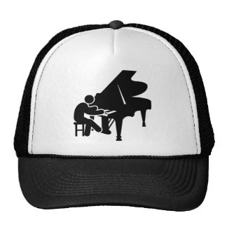 Pianista Gorras De Camionero
