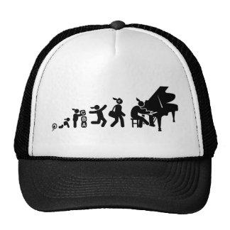Pianista Gorro De Camionero