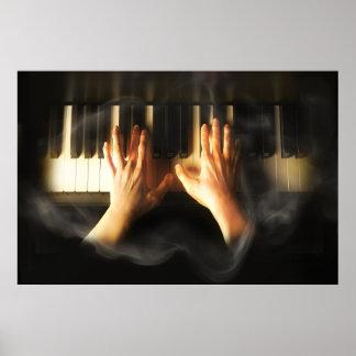 Pianista Póster