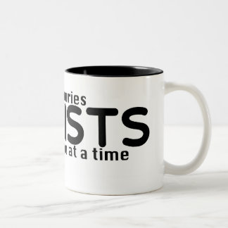 Pianists Coffee Mug