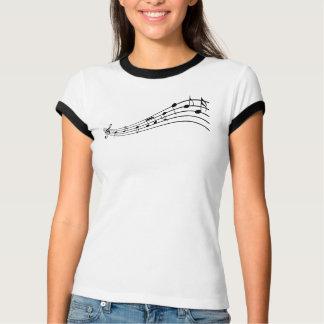 Pianists Rock 2 Musician's Tee Shirt