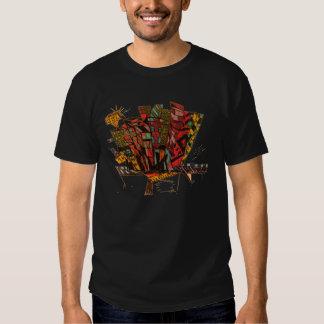 piano 916 ink tee shirt