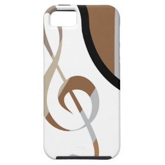 Piano Abstract Artwork iPhone SE/5/5s Case