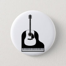 Piano and Guitar Button