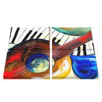 Framed & Finished Art<