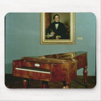 Piano belonging to Franz Peter Schubert Mouse Pad