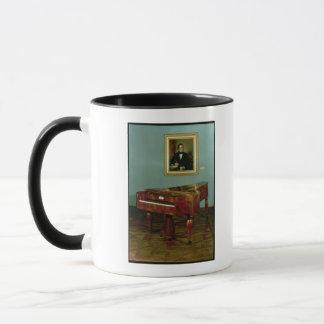 Piano belonging to Franz Peter Schubert Mug