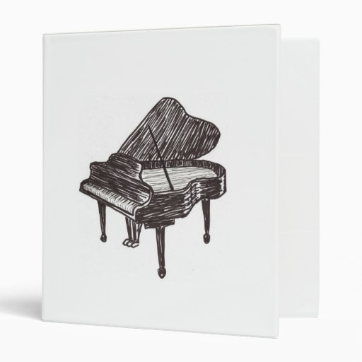 Piano binder