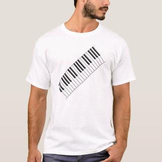 Piano Black and White T-Shirt