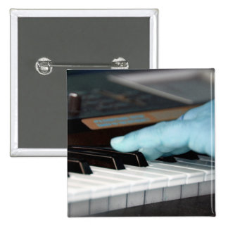 piano blue electric left hand playing keys music d button