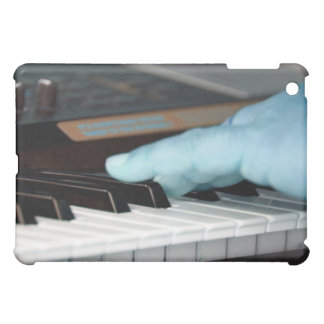 piano blue electric left hand playing keys music d iPad mini covers