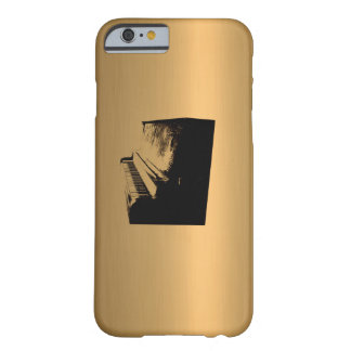 Piano Bronze Copper-Effect Barely There iPhone 6 Case