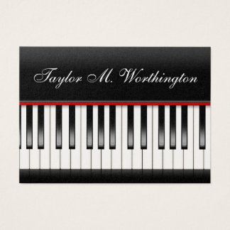 Piano Business Card - SRF