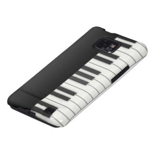 Piano Samsung Galaxy SII Cases