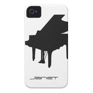 Piano Case-Mate iPhone 4 Case