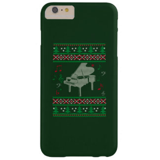 Piano Christmas Barely There iPhone 6 Plus Case