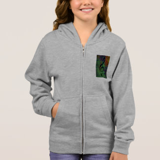 Piano Clef Music Style Hoodie