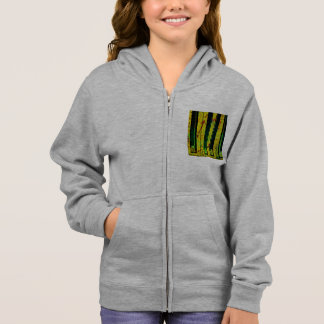 Piano Clef Style Hoodie