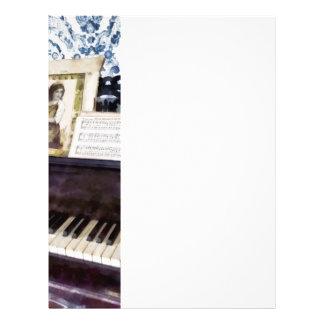 Piano Closeup Flyer