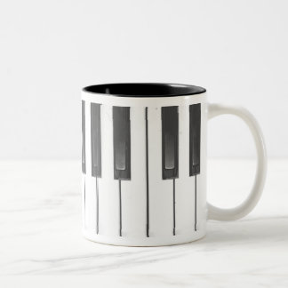 Piano Coffee Cup Mugs
