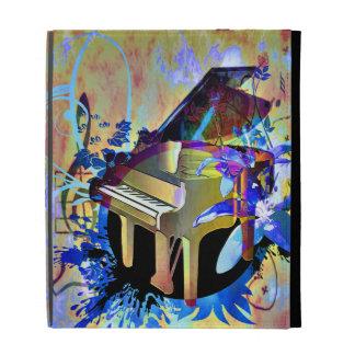 Piano coloreado Digital enrrollado