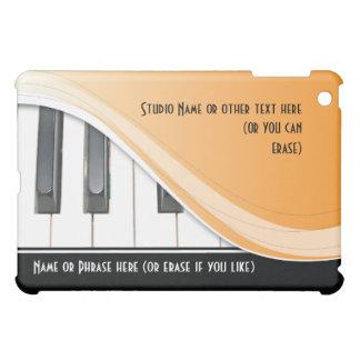 Piano con clase anaranjado adaptable