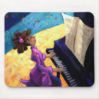 Piano Concert Mouse Pad