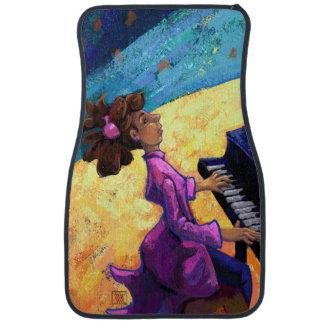 Piano Concert Floor Mat