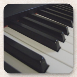 Piano Cork Coaster