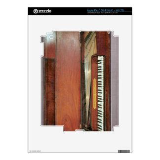 Piano cuadrado, 1767 (foto) pegatinas skins para iPad 3