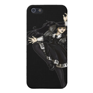 Piano Dance Case For iPhone SE/5/5s