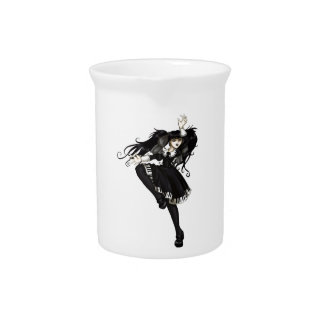 Piano Dance Drink Pitcher