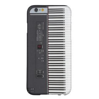 Piano de la etapa funda de iPhone 6 barely there