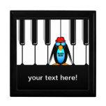 piano del hombre de los azules caja de recuerdo