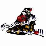 "Piano Design Photo Sculpture Music Decor Juleez<br><div class=""desc"">Piano Design Photo Sculpture Music Decor Juleez</div>"